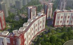 ЖК Дом на Ленинском проспекте 64 (Дом у Залива)