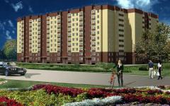 ЖК Новый Квартал
